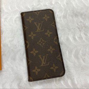 Louis Vuitton iPhone 7 Plus/8 Plus Folio Case